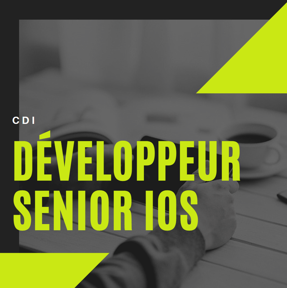 recrutement Ellcie Healthy Développeur Senior iOS