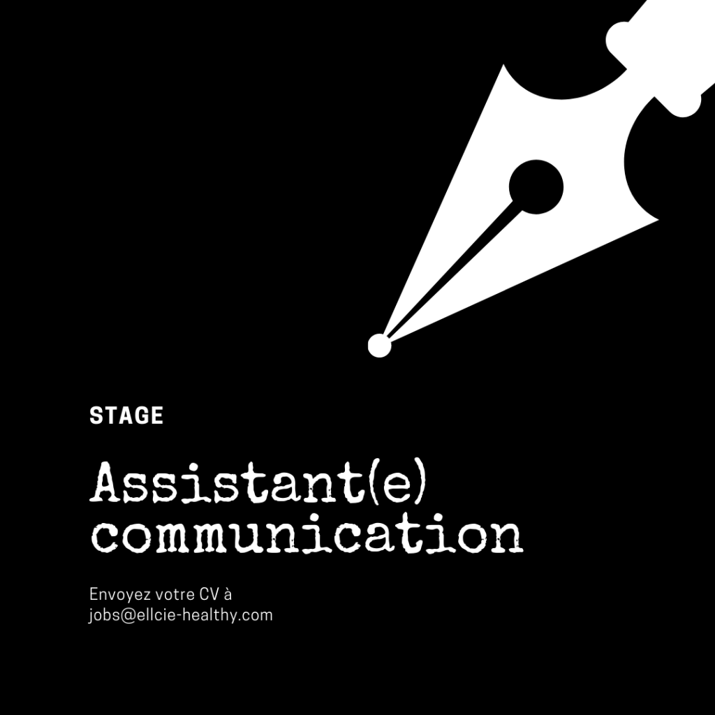 Recrutement Stage Assistant Communication