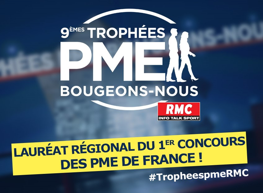 Trophée PME Bougeons nous 2018