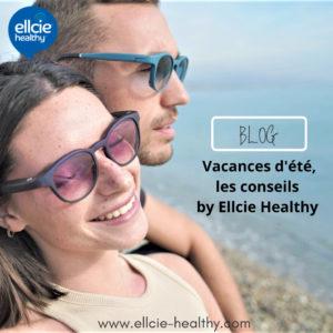 Read more about the article Vacances d'été, les conseils by Ellcie Healthy