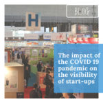 The impact of the COVID 19 pandemic on the visibility of start-ups