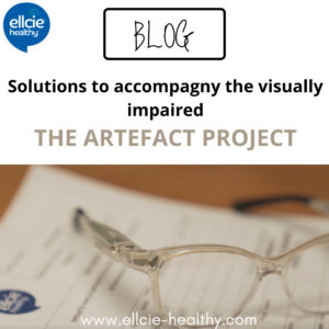 Solutions for the visually impaired and the Artefact Project