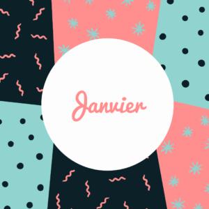 Newsletter – Janvier 2020