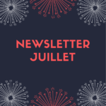 Newsletter – Juillet 2020