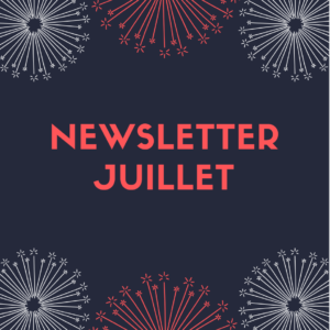 Read more about the article Newsletter – Juillet 2020