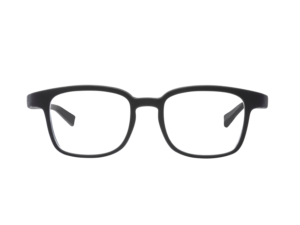 SERENITY EYEWEAR – SQUARE BLACK