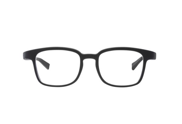 Serenity Eyewear Carré noir face