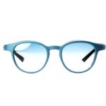 Serenity Eyewear Ronde Bleu canard solaire B