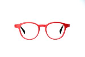 SERENITY EYEWEAR – ROUND RED