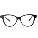 Serenity Eyewear papillon noir face