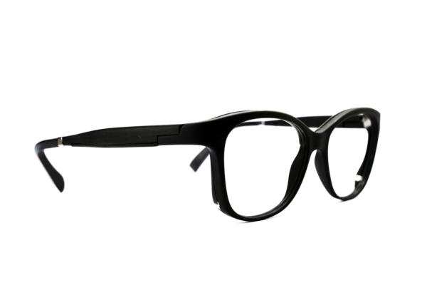 Serenity Eyewear papillon noir profil