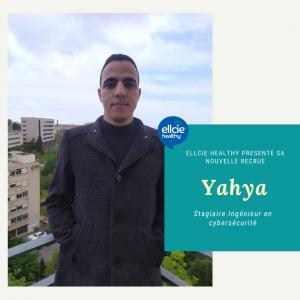 Read more about the article Rencontrez Yahya, stagiaire ingénieur en cybersécurité chez Ellcie Healthy