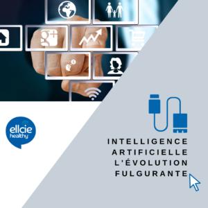 Read more about the article L'Intelligence Artificielle, une évolution fulgurante