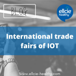 International trade fairs of IOT