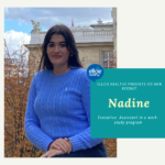 Meet Nadine, Executive assistant intern at Ellcie Healthy