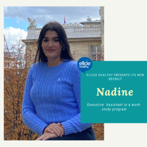 Read more about the article Meet Nadine, Executive assistant intern at Ellcie Healthy